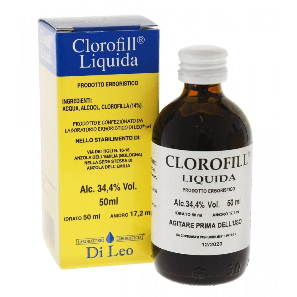 Di Leo Clorofilla liquida 50 ml