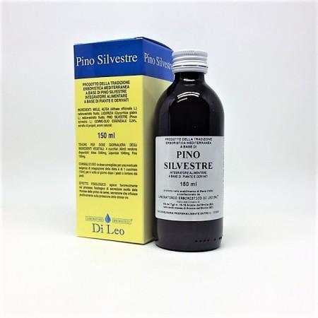 Di Leo Preparato al Pino Silvestre 150 ml Integratore Alimentare
