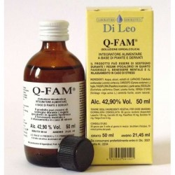 Di Leo Q Fam 50 ml Integratore