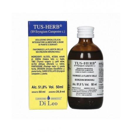 Di Leo Tus Herb S 9 Eryngium 50 ml Integratore Alimentare