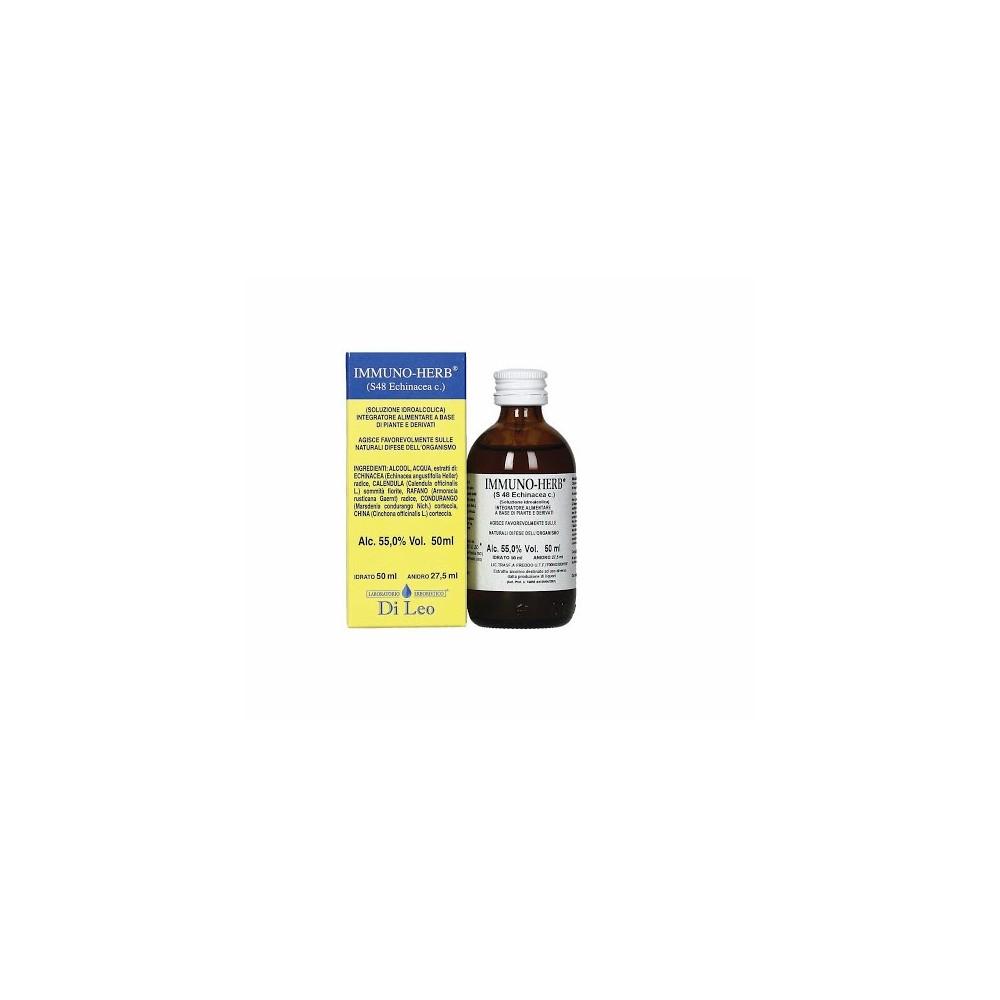 Di Leo Immuno Herb S 48 Echinacea Comp.