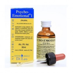 Di Leo Psycho Emotional 1 Paura 30 ml