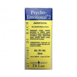 Di Leo Psycho Emotional 2 Incertezza 30 ml