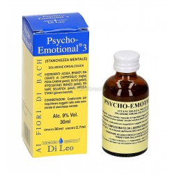 Di Leo Psycho Emotional 3 Stanchezza Mentale 30 ml