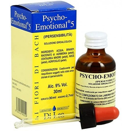 Di Leo Psycho Emotional 5 Solitudine 30 ml