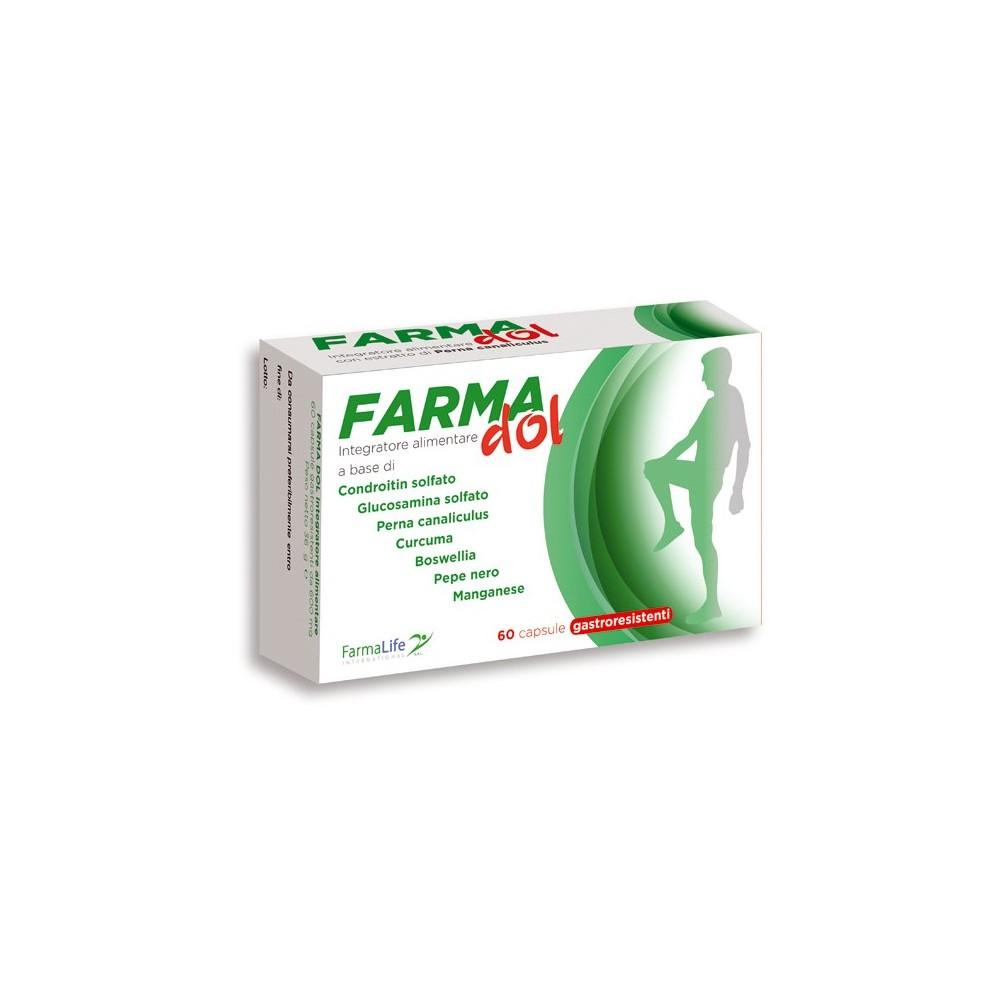 Farmadol 60 capsule da 600 mg
