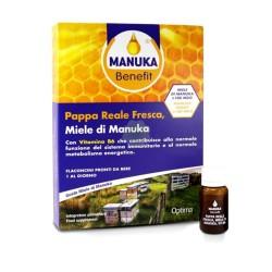 Manuka Benefit Pappa Reale Fresca 10 flaconcini da 10 ml Optima Naturals
