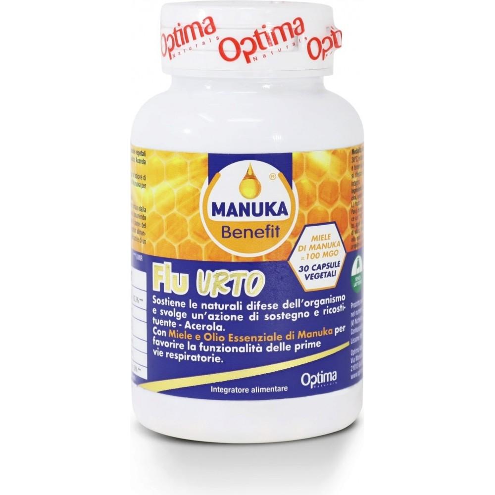 Manuka Benefit Flu Urto 30 capsule