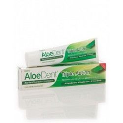 Aloedent Dentifricio Tripla Azione 100ml Optima Naturals