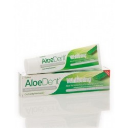 Aloedent Dentifricio Whitening 100 ml Optima Naturals