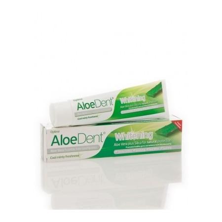 Aloedent Dentifricio Whitening 100 ml Optima Naturals