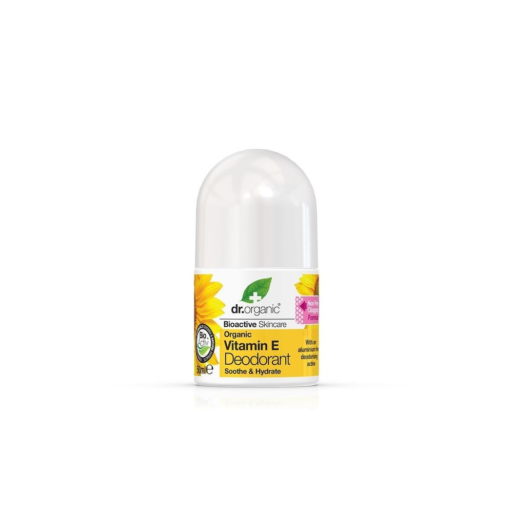 Deodorante roll-on Vitamina E 50 ml Dr.