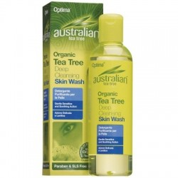 Australian Tea Tree detergente purificante 250 ml Optima Naturals