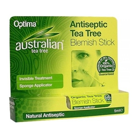 Australian Tea Tree stick imperfezioni viso Optima Naturals