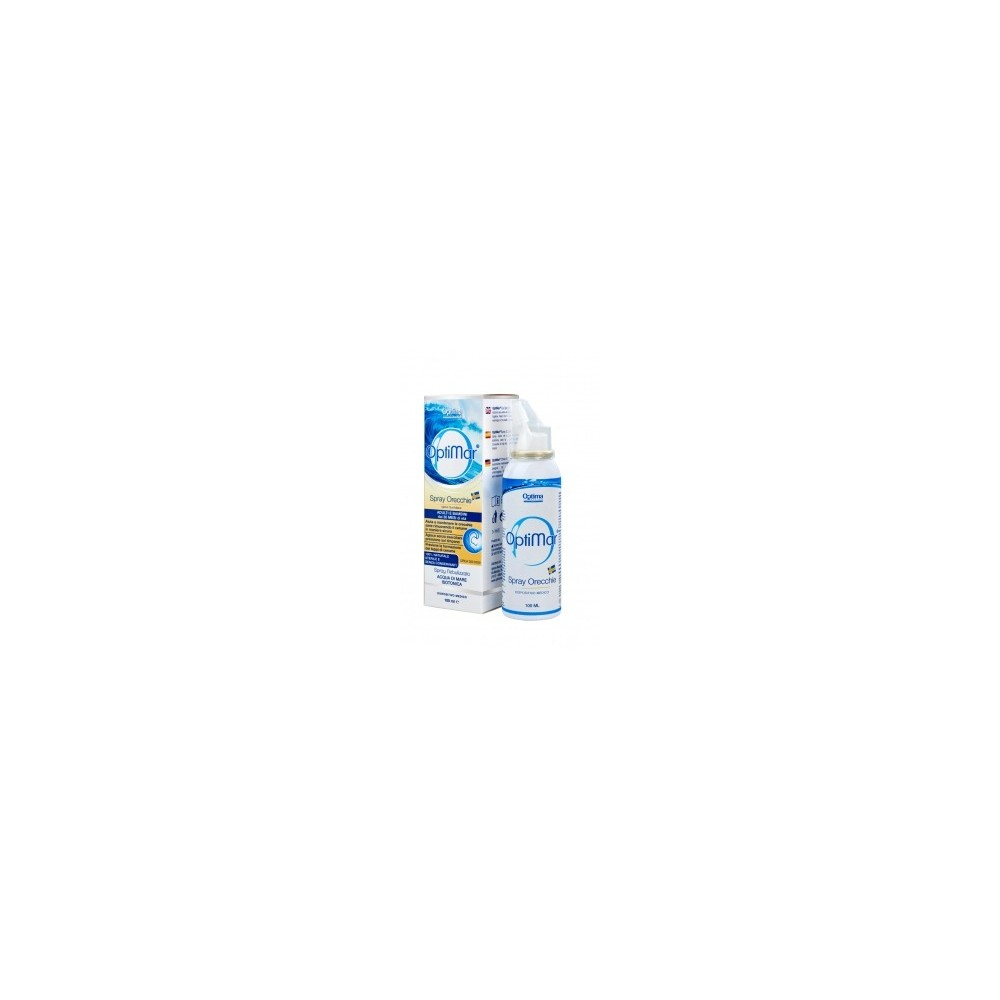 Optimar Spray Orecchie 100 ml Optima
