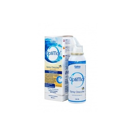 Optimar Spray Orecchie 100 ml Optima Naturals