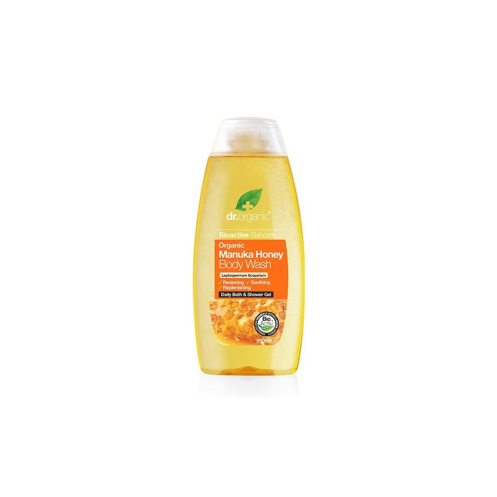Detergente corpo Manuka Honey Body Wash