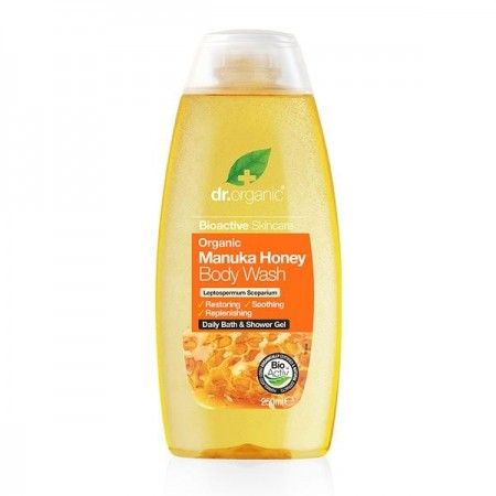 Detergente corpo Manuka Honey Body Wash 250 ml Dr. Organic
