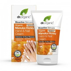 Crema mani Manuka Honey Hand & Nail Cream 125 ml Dr. Organic