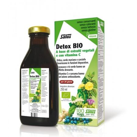 Salus Detox Bio 250 ml Integratore Alimentare