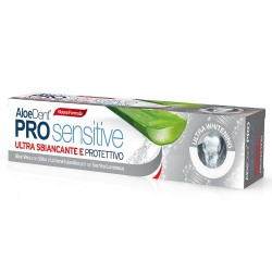 Aloedent Dentifricio Pro Sense Ultrasbiancante 75ml Optima Naturals