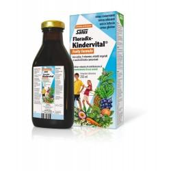 Salus Kindervital Fruity Formula Potenziata 250 ml Integratore Alimentare