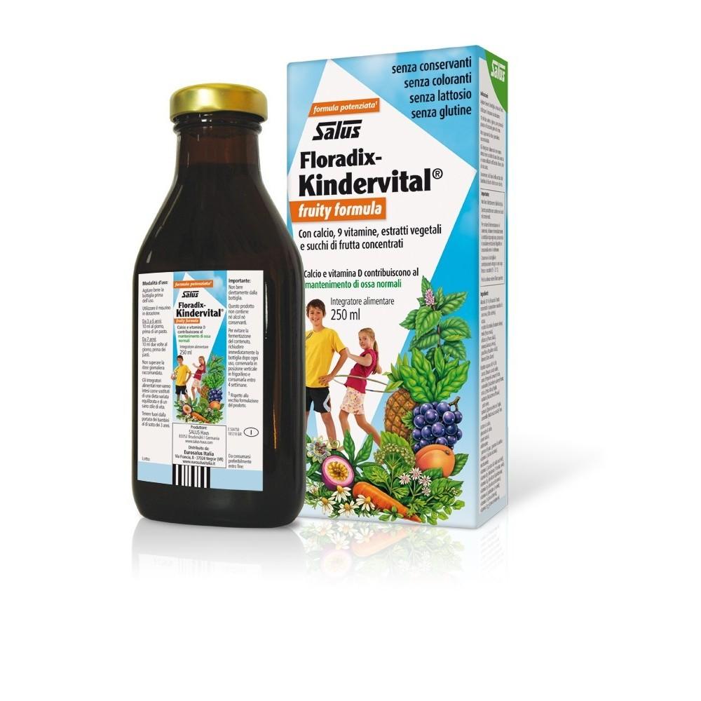 Salus Kindervital Fruity Formula