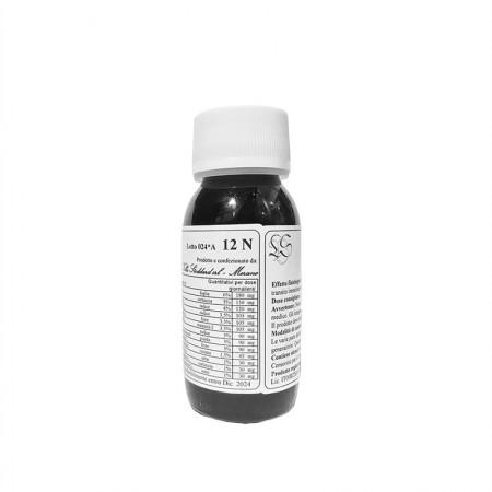 Labor Villa Stoddard 12 N Allium orsinum Compositum 60 ml Integratore alimentare