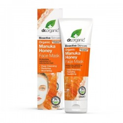 Maschera viso Manuka Honey 125 ml Dr. Organic
