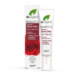 Siero contorno occhi Rose Eye Serum 15 ml Dr. Organic