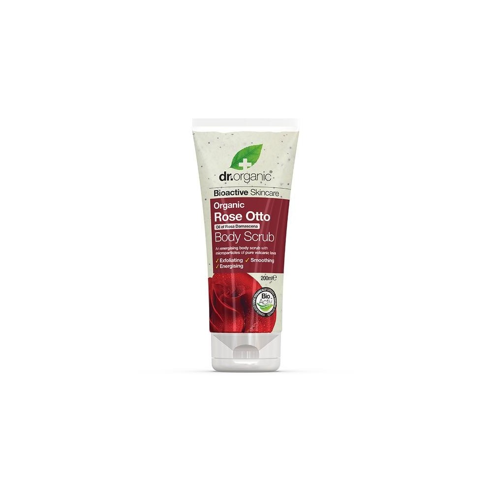 Scrub corpo Rose Body Scrub 200 ml Dr.