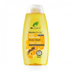 Detergente corpo Royal Jelly Pappa Reale Body Wash 250 ml Dr. Organic