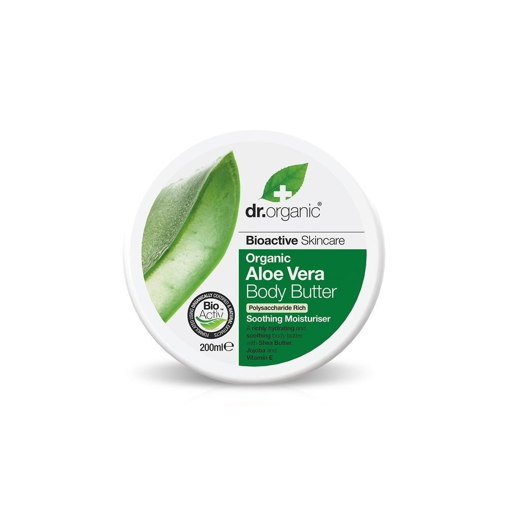 Burro Corpo Aloe Vera Body Butter 200 ml