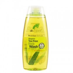 Doccia schiuma Tea Tree Body Wash 250 ml Dr. Organic