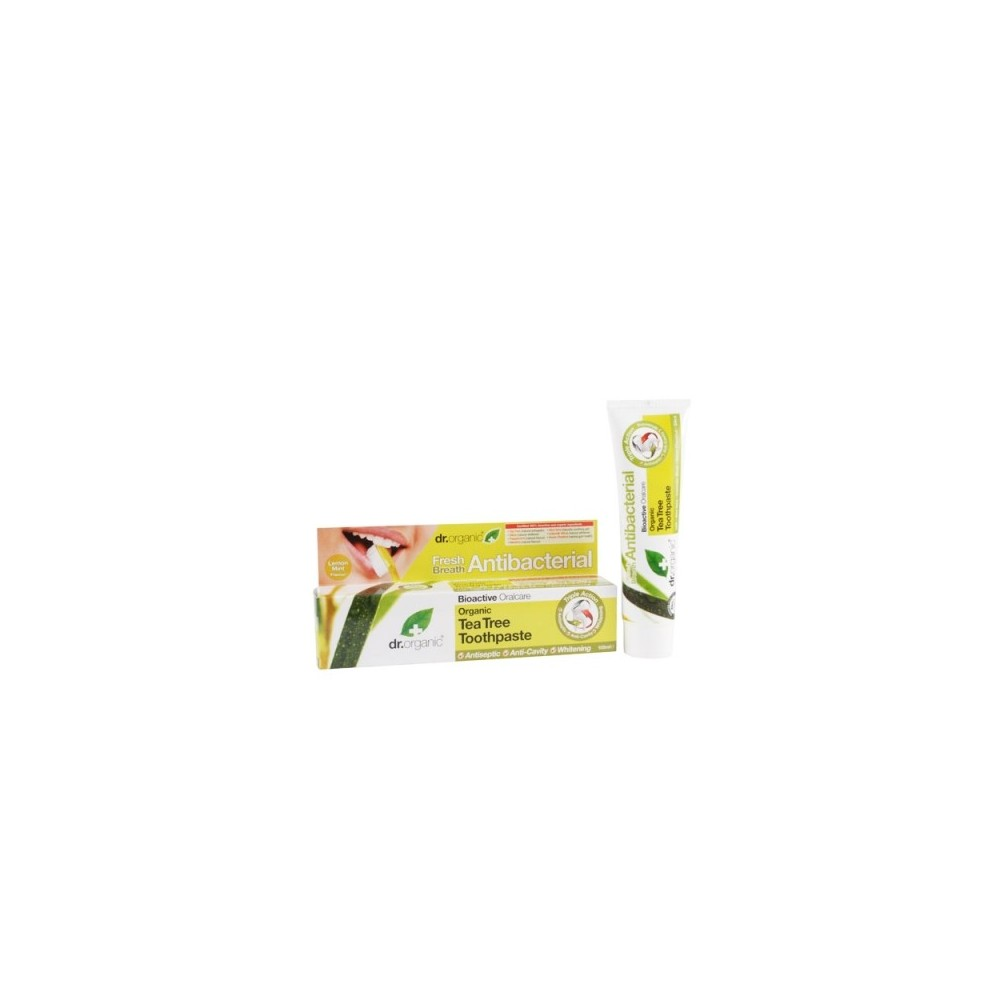 Dentifricio Tea Tree Toothpaste 100 ml