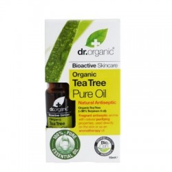 Olio essenziale Tea Tree Essential Oil 10 ml Dr. Organic