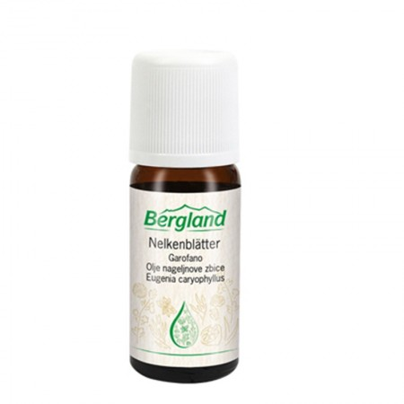 Olio Naturale Garofano foglie 10 ml Bergland