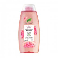 Bagnodoccia Guava Vic Body Wash 250 ml Dr. Organic
