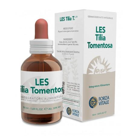 Forza Vitale Les Tilia Tomentosa 50 ml Integratore alimentare