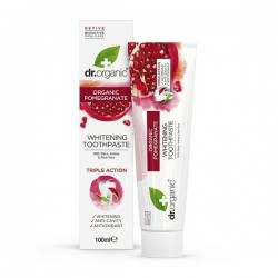Dentifricio Pomegranate Toothpaste Melograno 100 ml Dr. Organic