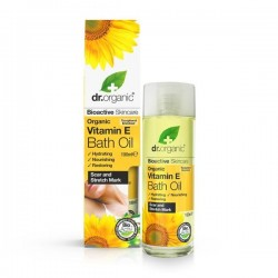 Olio bagno Vitamina E Bath Oil 100 ml Dr. Organic