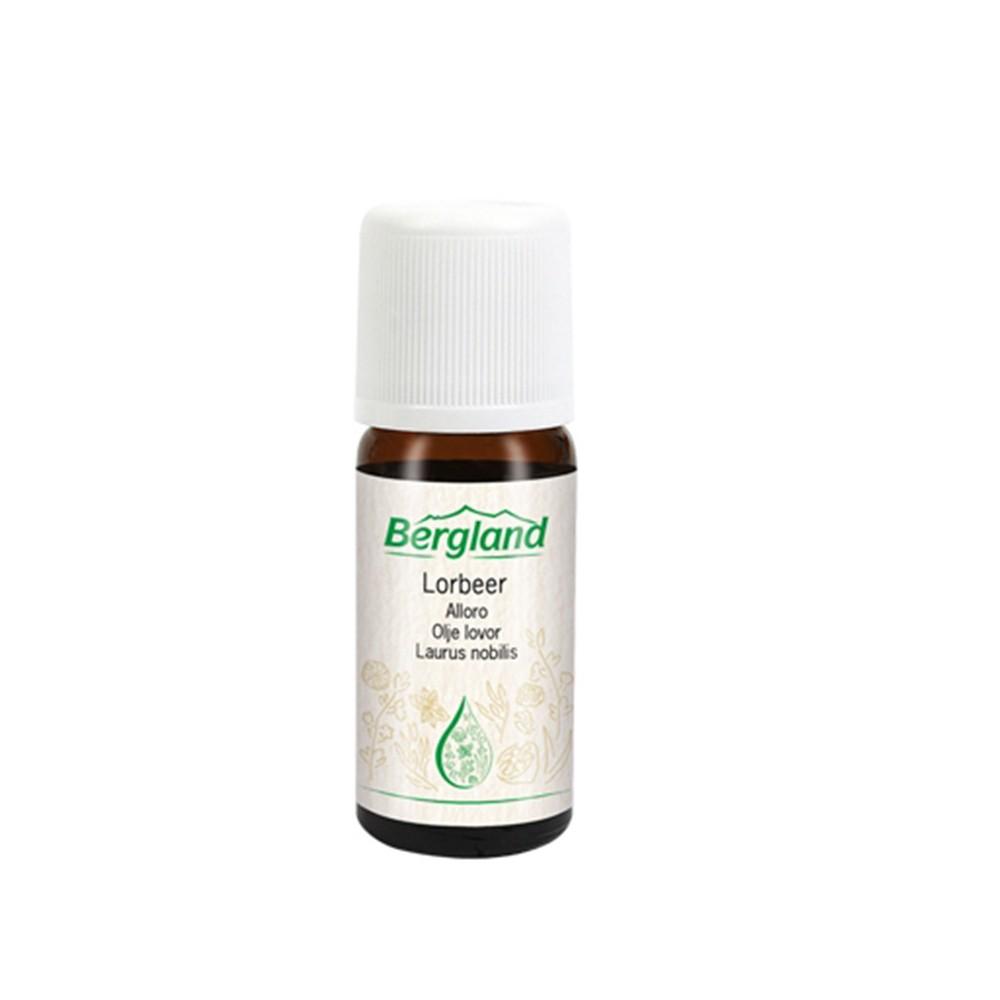Olio Naturale Alloro 10 ml Bergland
