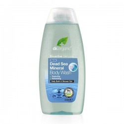 Detergente corpo Sali Mar Morto Body Wash 250 ml Dr. Organic