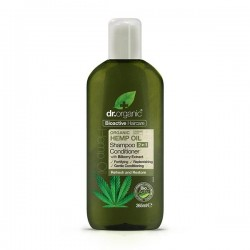 Shampoo e balsamo 2 in 1 Canapa Hemp Oil 250 ml Dr. Organic