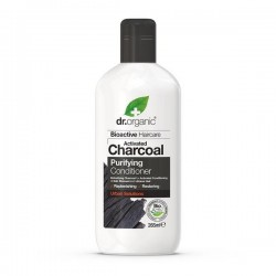 Balsamo purificante Charcoal Carbone Vegetale Conditioner 265 ml Dr. Organic