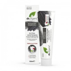 Dentifricio purificante Charcoal Carbone Vegetale 265 ml Dr. Organic