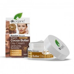 Crema giorno Cocoa Butter Day Cream 50 ml Dr. Organic