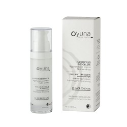 Fluido viso décolleté 30 ml 8 ingredients Oyuna