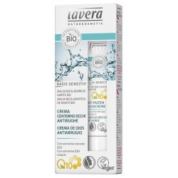 Crema contorno occhi Basis sensitiv anti age 15 ml Lavera
