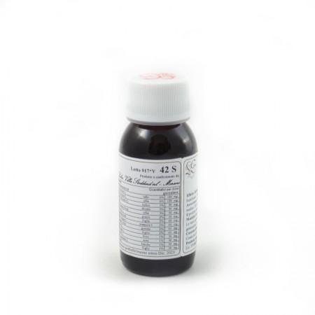 Labor Villa Stoddard 42 S Fucus vescicolosus Compositum 60 ml Integratore alimentare